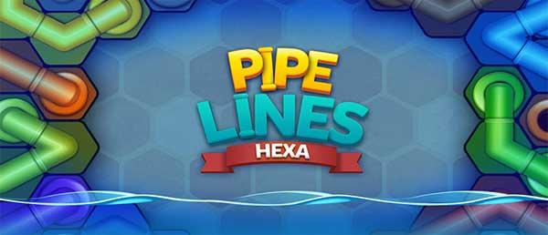 Pipe Lines Hexa