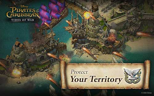 Pirates of the Caribbean ToW Apk