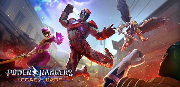 Power Rangers Legacy Wars Mod