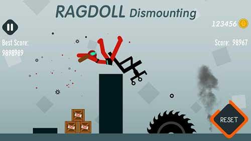 Ragdoll Dismounting Apk