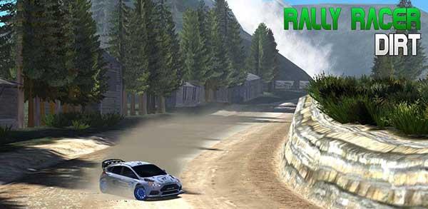 Rally Racer Dirt Mod