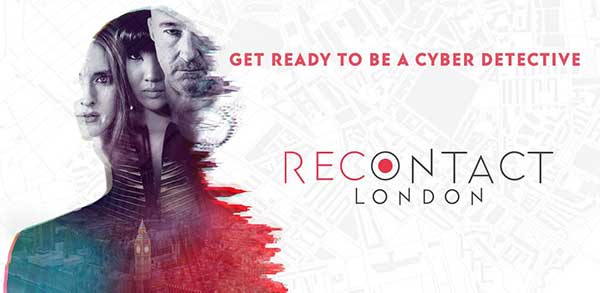 Recontact London Cover