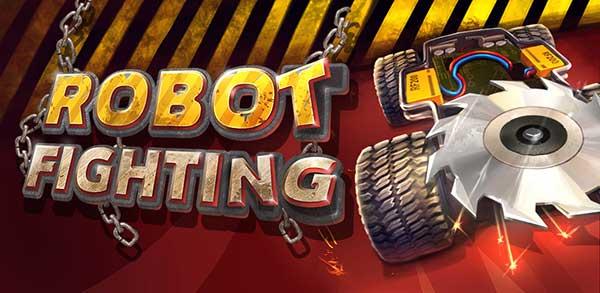 Robot Fighting 2 Minibots 3D