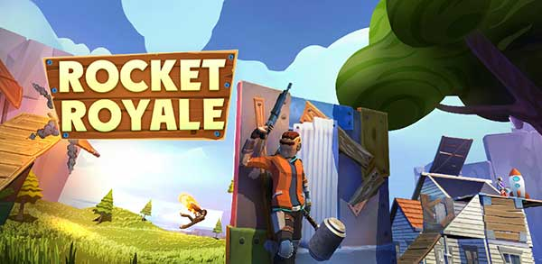 Rocket Royale Cover