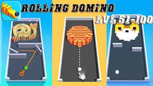 Rolling Domino Apk