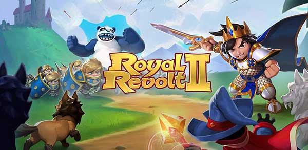 Royal Revolt Two Mod