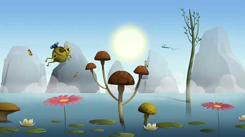 Runaway Toad Apk