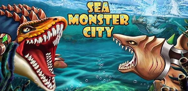 Sea Monster City Mod