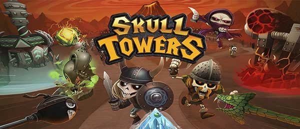 Skull Towers Cover