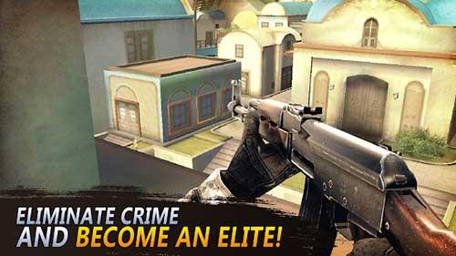 Sniper Frontier 3D Apk