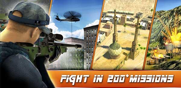 Sniper Ops 3D Shooting Game Mod