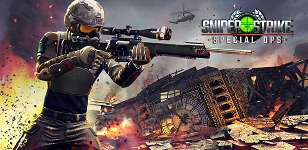 Sniper Strike Special Ops Mod