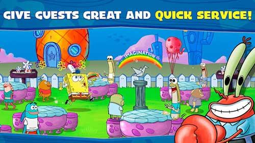 SpongeBob: Krusty Cook-Off Apk