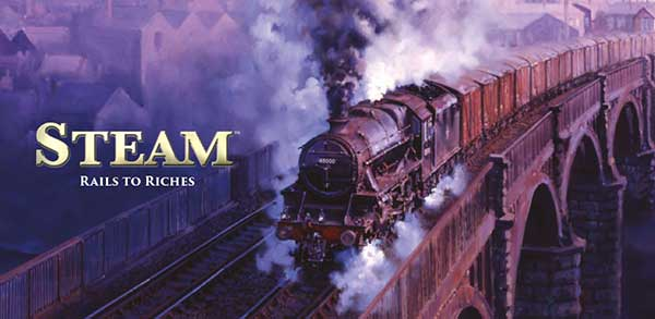Steam Rails to Riches