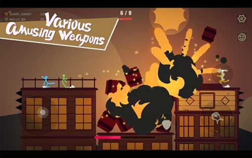 Stick Fight The Game Mobile Apk
