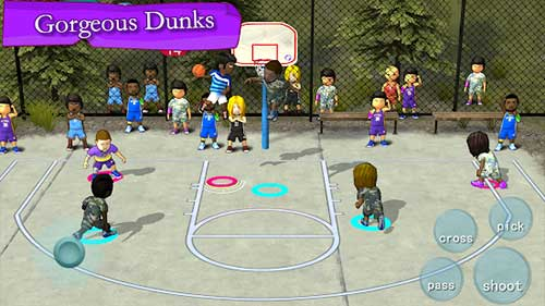 Street Basketball Association Apk