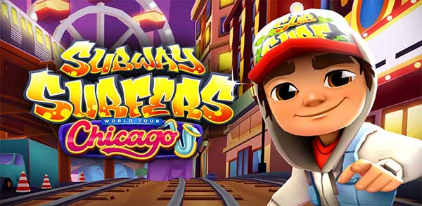 Subway Surfers Chicago Cover