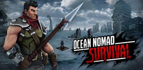 Survival on Raft Ocean Nomad Simulator Cover