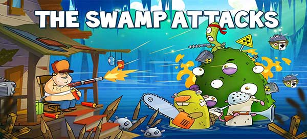 Swamp Attack Cover