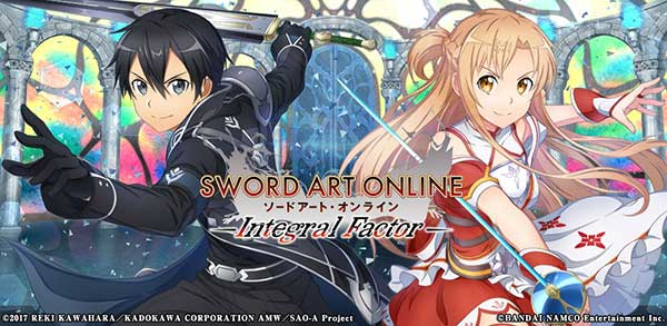 Sword Art Online Integral Factor