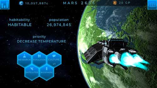 TerraGenesis Space Colony Apk