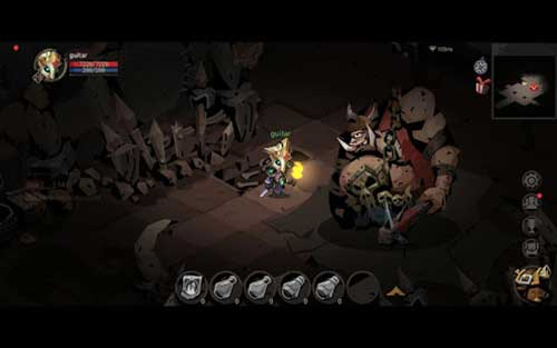 The Greedy Cave 2 Time Gate Apk