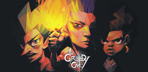 The Greedy Cave 2 Time Gate