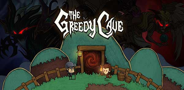 The Greedy Cave Cover