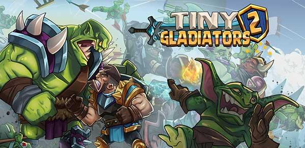 Tiny Gladiators 2 Heroes Duels