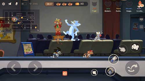 Tom and Jerry Chase Apk