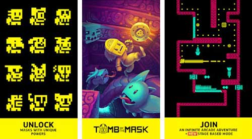 Tomb of the Mask Apk