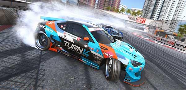 Torque Drift Cover
