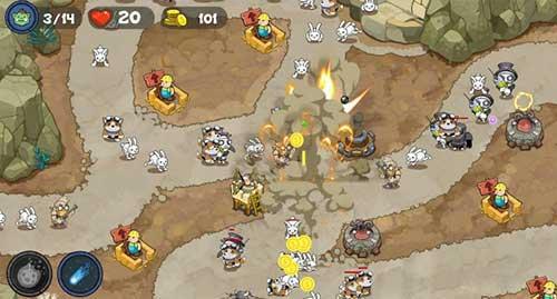 Tower Defense Kingdom Advance Realm Apk