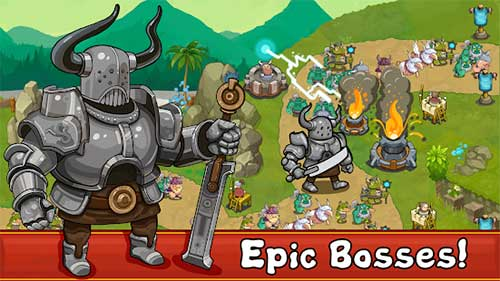 Tower Defense Realm King Apk