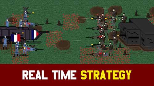 Trench Warfare 1917 Apk