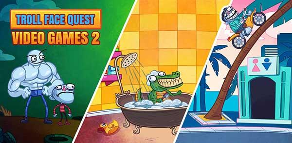 Troll Face Quest Video Games 2 Mod