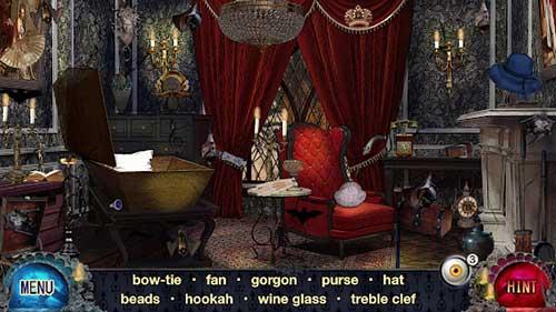 Vampire Hidden Object Adventure Apk