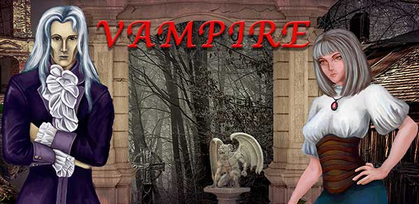 Vampire Hidden Object Adventure