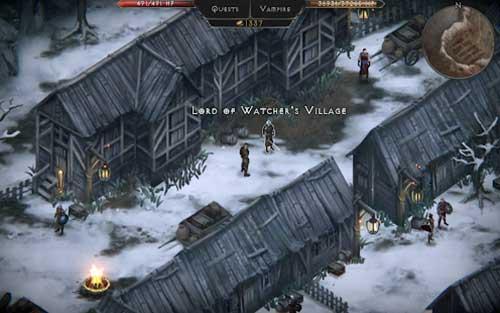Vampires Fall Origins RPG Apk