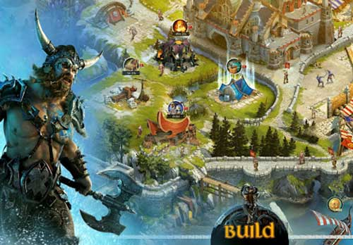 Vikings War of Clans Apk