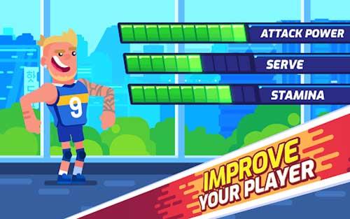 Volleyball Challenge Apk