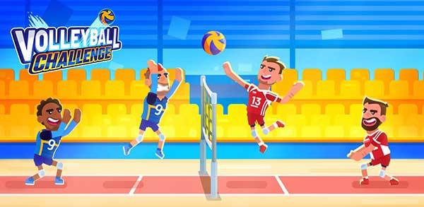 Volleyball Challenge Mod