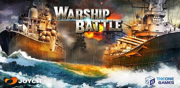 WARSHIP BATTLE3D World War II Cover