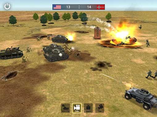 WW2 Battle Front Simulator apk