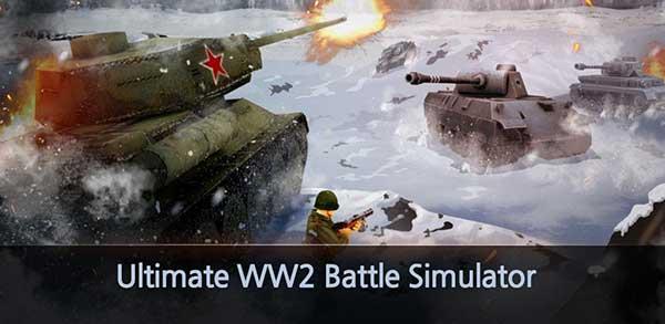 WW2 Battle Front Simulator