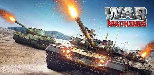 War Machines Mod