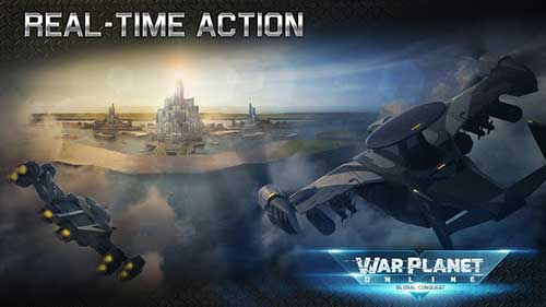 War Planet Online Global Conquest Apk