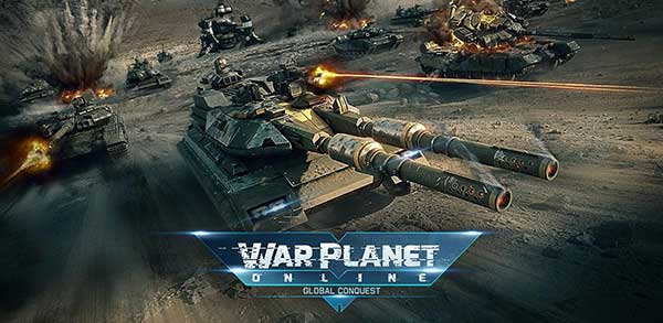 War Planet Online Global Conquest