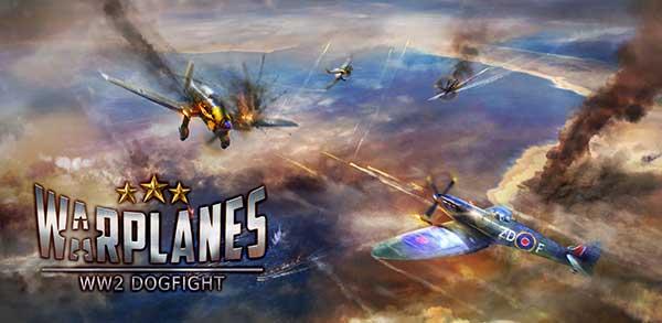 Warplanes WW2 Dogfight