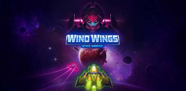 Wind Wings Space Shooter Cover